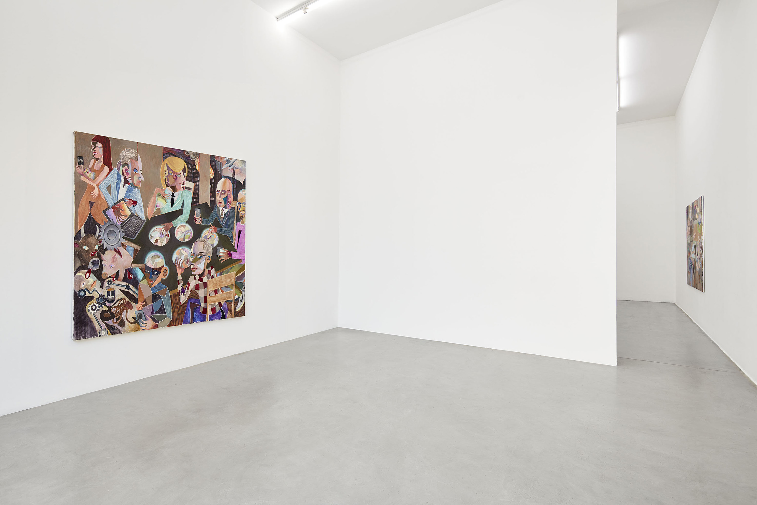 9 - Armin Boehm at Francesca Minini Milano