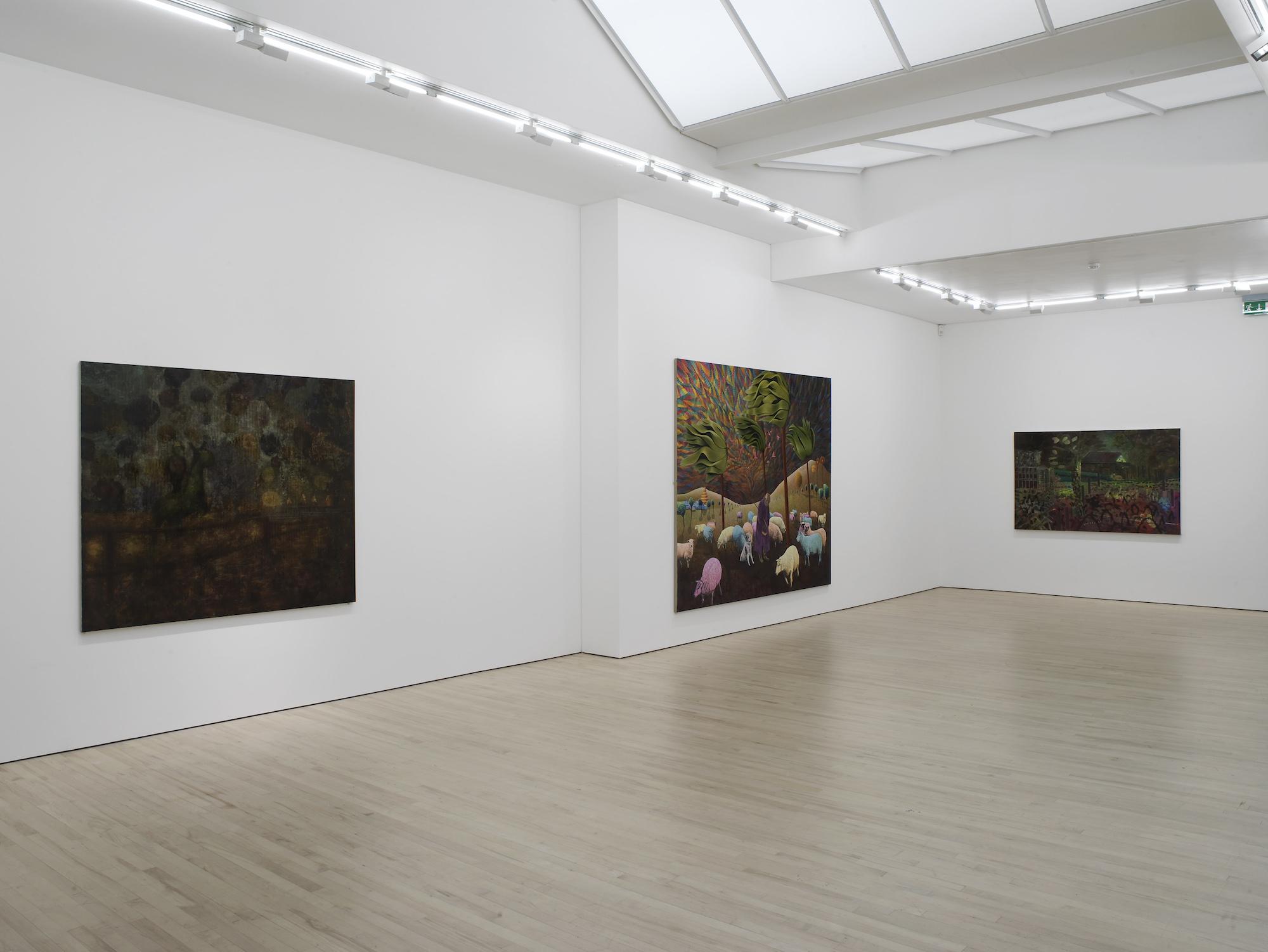 9 - David Brian Smith at Carl Freedman London
