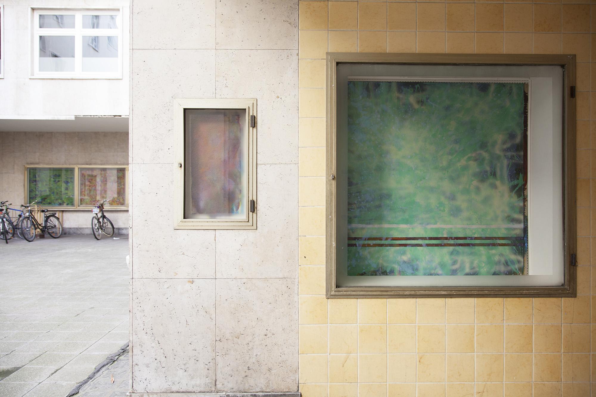 9 - Tyra Tingleff at Chert Berlin